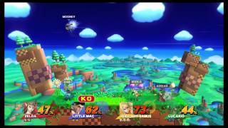 Smash Wii U – Little Guy Beats the Odds