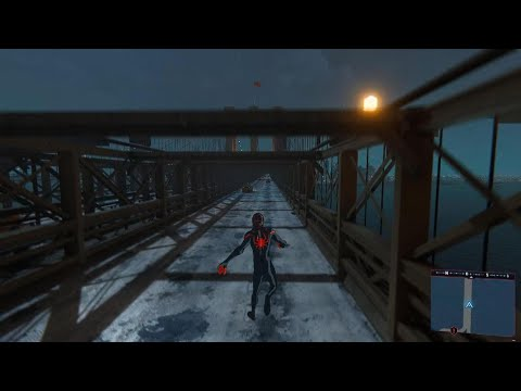 Marvel's Spider-Man: Miles Morales Out Of Bounds Glitch