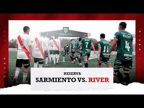 Sarmiento (J) vs. River [Reserva - EN VIVO]