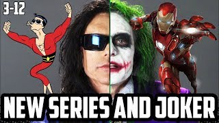 Video Tommy Wiseau Is The Next Joker?! - News MP3, 3GP, MP4, WEBM, AVI, FLV Juni 2018