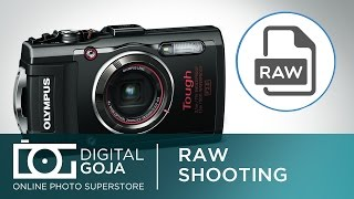 Behold, the Olympus TG-4. So can I shoot RAW with it? Find out in this FAQ video. Black: https://goo.gl/dtrngB Red: ...
