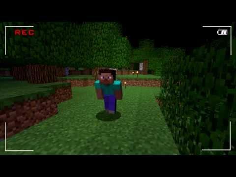 Сериал Minecraft:Что Таится в лесу?!(ШОК!) #2