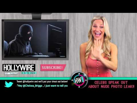 lawrence - Jennifer Lawrence & Ariana Grande Leaked Nude Pics Scandal!! (UPDATE) Subscribe to Hollywire | http://bit.ly/Sub2HotMinute Send Chelsea a Tweet! | http://bit.ly/TweetChelsea Follow Hollywire!...