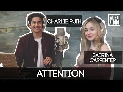 gratis download video - Attention-by-Charlie-Puth--Alex-Aiono-and-Sabrina-Carpenter-Cover