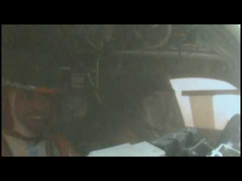 DAKAR2010 crash