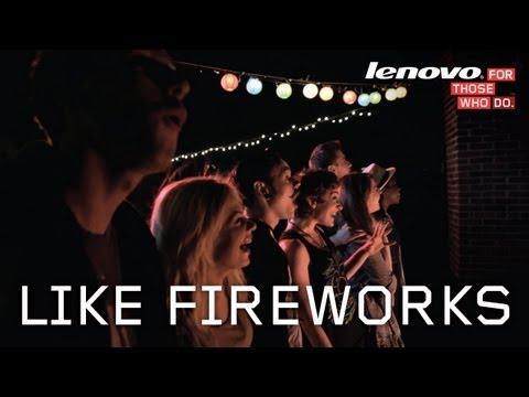 Kevin Walunas - Like Fireworks