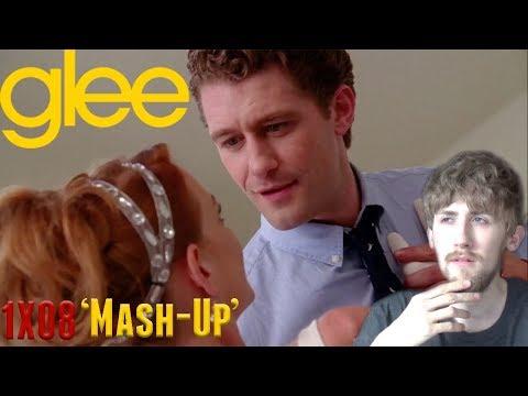 Glee Season 1 Episode 8 - 'Mash-Up' Reaction