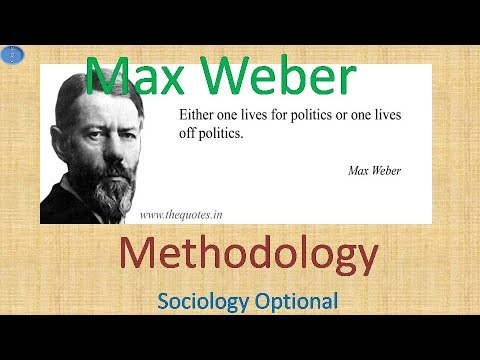 max weber verstehen Weber believes that verstehen method explains the goal of sociology and sociological research to achieve this goal it must have to use a well-defined methodology and that methodology is as open and elastic defined as ideal type.