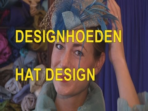 The Barendrecht hat designer Myra van de Korput talks about her designs.