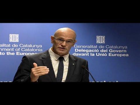 Στις Βρυξέλλες ο επικεφαλής της καταλανικής διπλωματίας