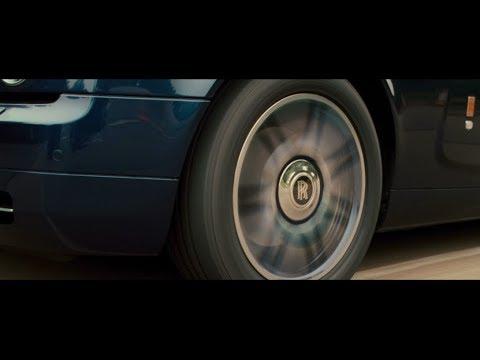 Roll-Royce Phantom in Johnny English Reborn