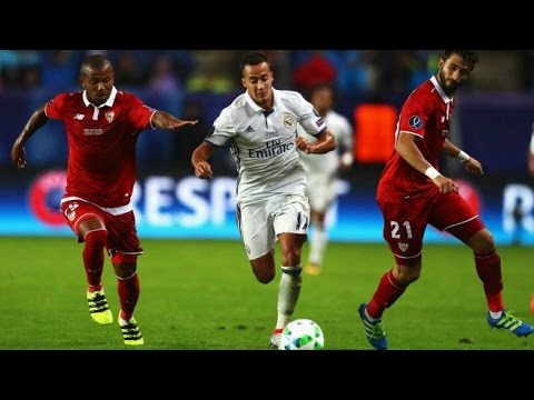 Lucas Vazquez amazing dribbling skills, assists and goals Show 2016-2017 with Real Madrid●720 HD