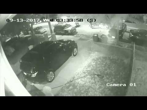 Joku on parkkeerannut väärin miehen talon eteen – Kaveri ei jää toimettomaksi