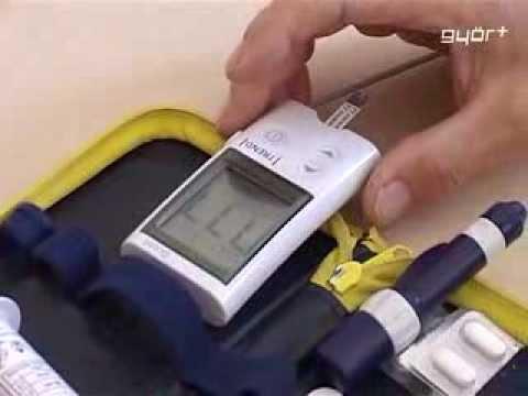 A diabétesz világnapja 2014
