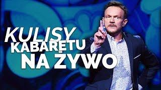 Skecz, kabaret = Kulisy Kabaretu Na Żywo