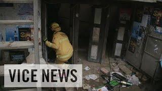 ネパール大地震その後(3)困惑する被災者と職務を全うする救助隊