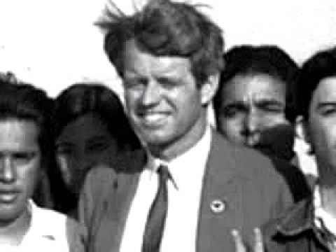 Ted Kennedy's Eulogy for RFK