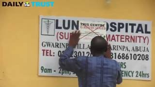How fake doctor runs Abuja hospital for 10 years undetected