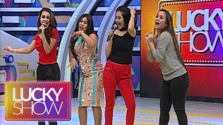 "Penampilan 2 Racun Youbi Sister ""Merinding"" [Lucky Show] [13 September 2016] Video"