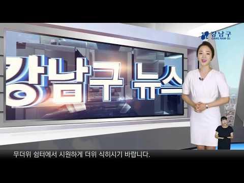 2017년 7월 셋째주 강남구 종합뉴스