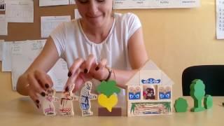 V Czech Language Training je výuka češtiny pro cizince zábavou. Podívejte se na pohádku O veliké řepě v podání naší studentky.