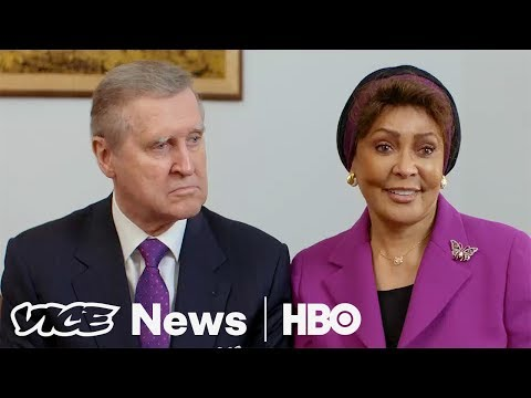 We Talk to Interracial Couples 50 Years After Loving v. Virginia (HBO) (видео)