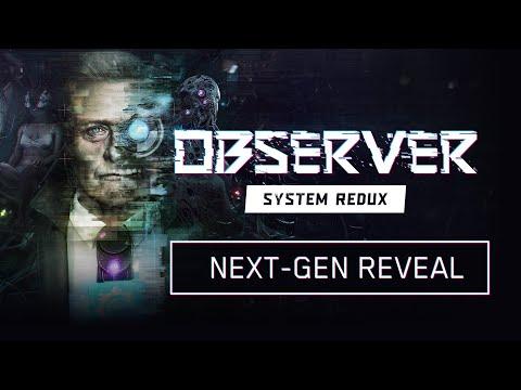 Trailer d'annonce de Observer: System Redux
