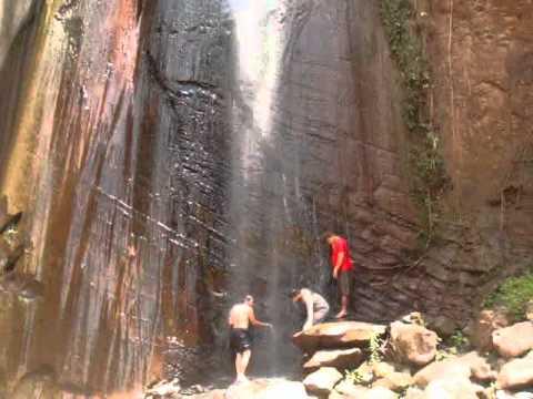 cachoeira em goias.