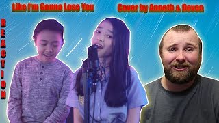 Video Like I'm Gonna Lose You - Meghan Trainor ft. John Legend || Cover by Anneth & Deven REACTION!! MP3, 3GP, MP4, WEBM, AVI, FLV April 2019