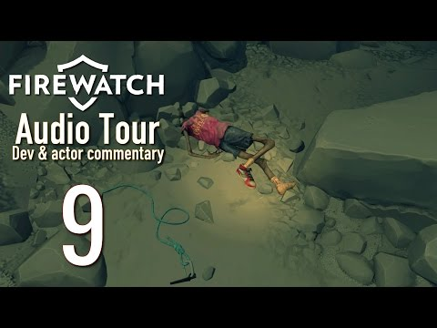 Ep 9 - Brian Goodwin (Let's Play Firewatch Audio Tour gameplay) [1080p, 60fps]