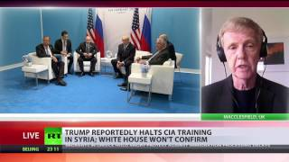 The White House and CIA have reportedly decided to end a covert operation to arm the so-called moderate Syrian rebels. The US...