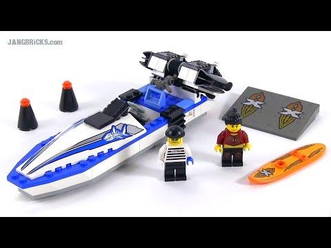 LEGO Island Xtreme Stunts - Wake Rider review! set 6737