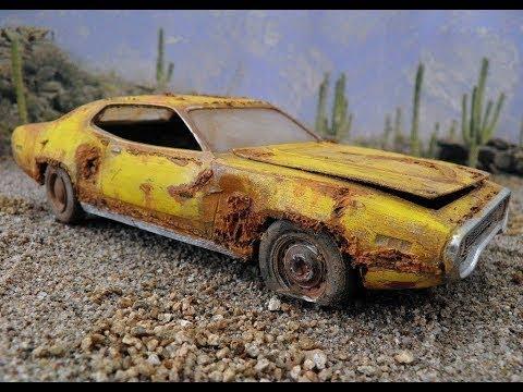 Die 10 teuersten verlassenen AUTOS