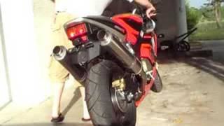 5. Honda RC51 startup