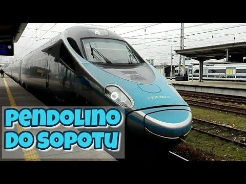 Pendolino do Sopotu Intercity Express Premium