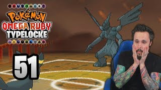 BEING THE ELITE | Pokémon Omega Ruby Randomizer Typelocke Part 51 by Ace Trainer Liam