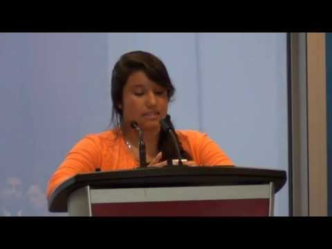 2013 Pioneers for Change. Lilian Julieth Guilombo