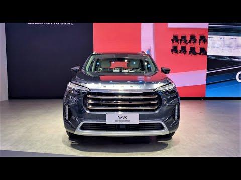 2021 CHERY EXEED VX FirstLook Walkaround—2020 Beijing Motor Show—2021款奇瑞星途VX,外观与内饰实拍