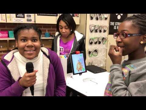 Blogging for Bellwork (видео)