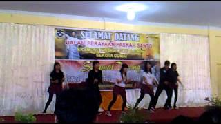 Video rohani dance SMA SANTO TARCISIUS DUMAI MP3, 3GP, MP4, WEBM, AVI, FLV Desember 2017