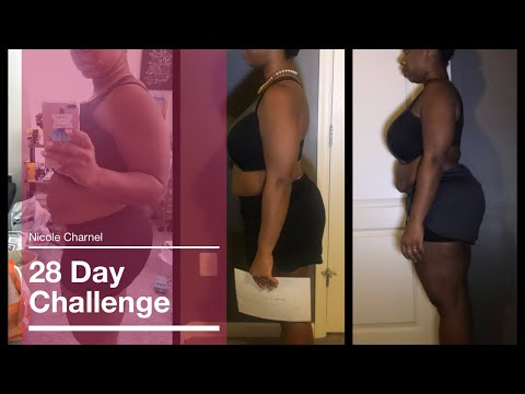Fit tea - Do I STILL workout28 Day Fitness Challenge