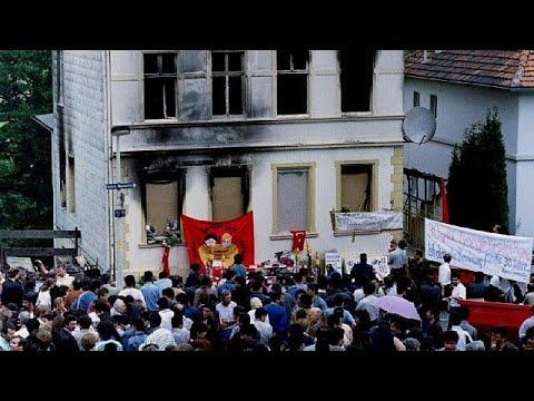 Το έγκλημα μίσους του Σόλινγκεν, 25 χρόνια μετά
