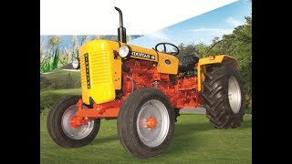 Hindustan 60 Tractor price in INDIA specification All new Hindustan tractor models 2018