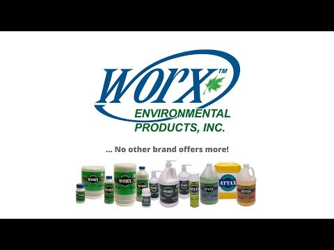 WORX Environmental Products ... No other brand offers more!
