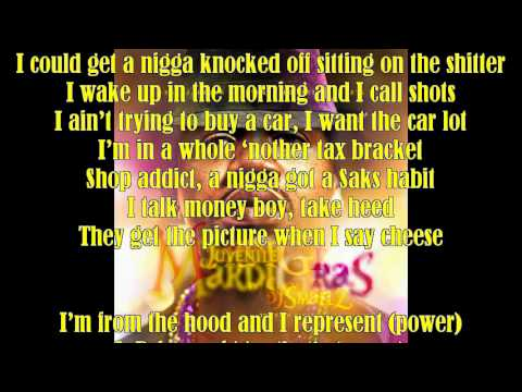 Power (Lyrics)- Juvenile Ft. Rick Ross