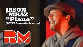 """Jason Mraz - """"Plane"""" LIVE (Official RMTV Acoustic) RARE!"""