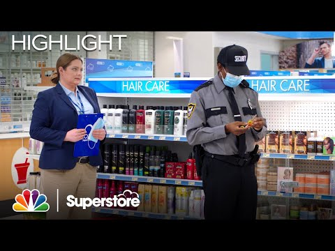 Dina Gives Herself Too Much Credit - Superstore