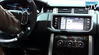 2013 Range Rover 5.0 V8 Autobiography - In Detail (1080p FULL HD)