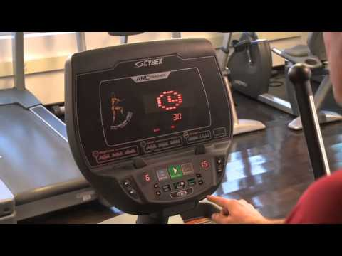 Arc Trainer Workouts - 625AT Total Body