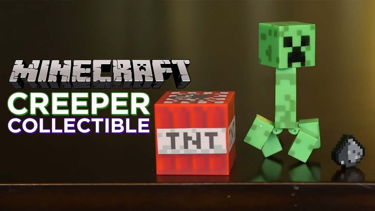 Minecraft Creeper Collectible Series #1